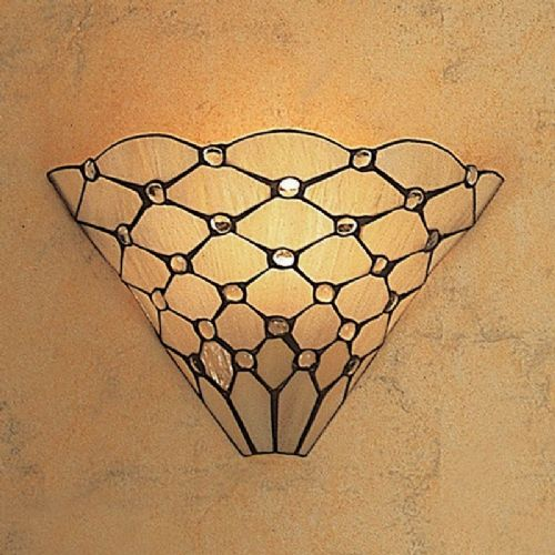 Pearl Wall LIght (Modern Classic, Traditional, Wall Lamp) TO6W (Tiffany style)